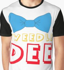 Tweedle Dee Graphic T-Shirt