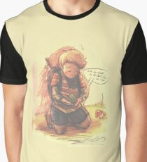 Encounter with Save Frog Graphic T-Shirt