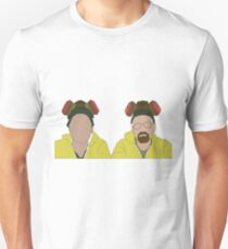 Jesse & Walt, Breaking Bad Faceless T-Shirt