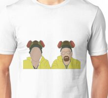 Jesse & Walt, Breaking Bad Faceless Unisex T-Shirt