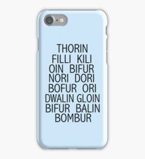 The Dwarves iPhone Case/Skin