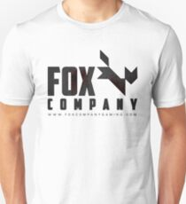 =FOX= Company - Logo Grill T-Shirt