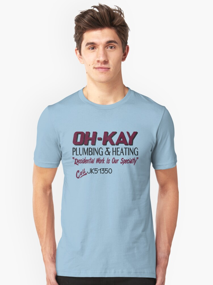 Oh-Kay Plumbing by ironsightdesign