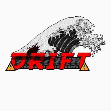 DRIFT - keeping it sideways by ArtGear