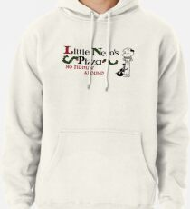 Little Nero's Pizza Pullover Hoodie