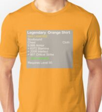 Legendary Orange Shirt Unisex T-Shirt
