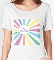 My Sunshine Women's Relaxed Fit T-Shirt