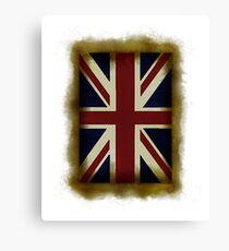 British  Canvas Print