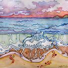 The Sea by Lori Elaine Campbell