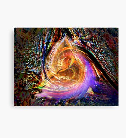 Colours of Uluru Canvas Print