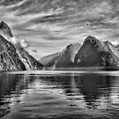 Milford Sound, New Zealand by Kutay Photography