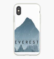 Mount Everest iPhone Case