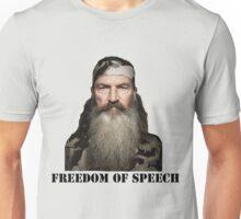 Freedom of Speech Unisex T-Shirt