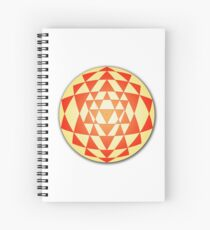 Sri Yantra 06 Spiral Notebook