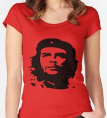 Che Guevara Women's Fitted Scoop T-Shirt