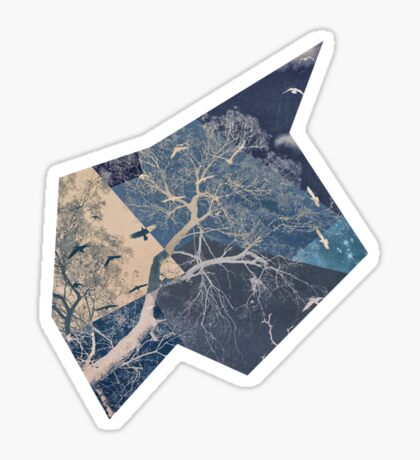 The Sky Sticker