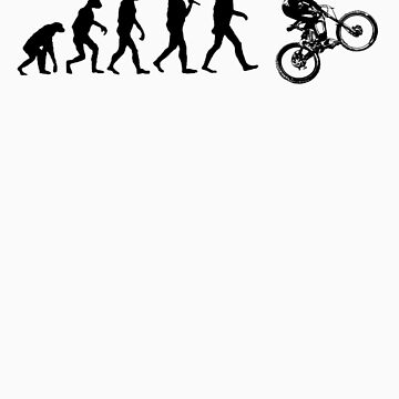 Biker Evolution by FlamingPotato
