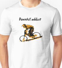 Downhill Addiction Unisex T-Shirt