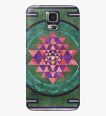 Sri Yantra 03 Case/Skin for Samsung Galaxy