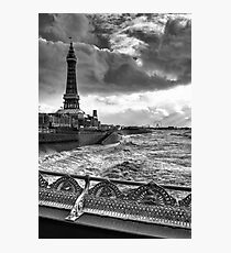 Blackpool Tower Photographic Print
