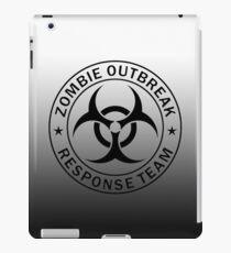 Zombie Outbreak Response Team #iscase iPad Case/Skin
