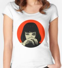 Mia (version 2) Women's Fitted Scoop T-Shirt