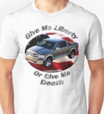 Dodge Ram Truck Give Me Liberty T-Shirt
