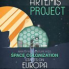 The Artemis Project by Simon Alenius