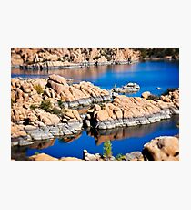 Prescott Arizona Granite Dells Photographic Print