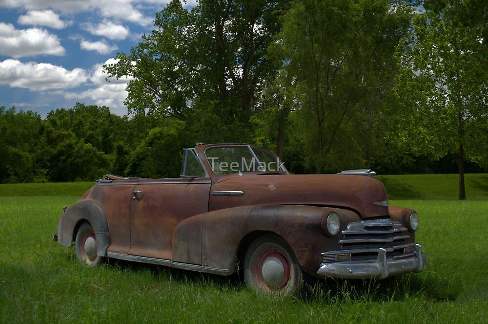 1947 Chevrolet Convertible by TeeMack