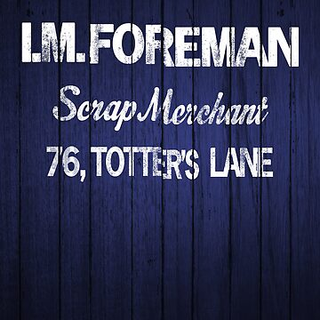 I.M.FOREMAN - Totters Lane by TerryLightfoot