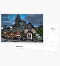 The Crab Inn Postcards
