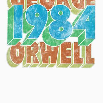 1984 (Inverted) by ndw1010