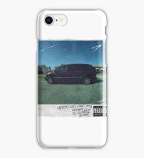 Kendrick Lamar- Good Kid M.A.A.D City iPhone Case/Skin
