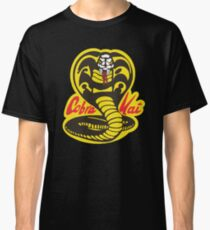 The Karate Kid - Cobra Kai Logo Classic T-Shirt