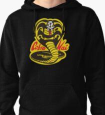 Sudadera con capucha El Karate Kid - Logotipo de Cobra Kai