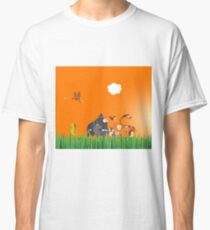 What's going on in the jungle? Classic T-Shirt