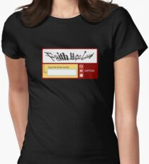 Are you a robot? Faith Hope Love Women's Fitted T-Shirt