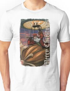 Steampunk Santa Claus T-Shirt