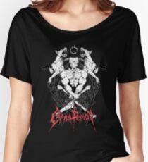CAPRA DEMON Women's Relaxed Fit T-Shirt