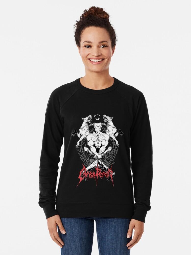 Alternate view of CAPRA DEMON Lightweight Sweatshirt