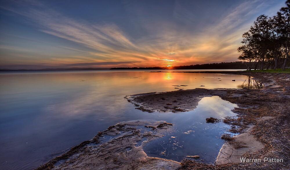 Day's End. by Warren  Patten