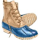 «Bean Boot» de laneboston