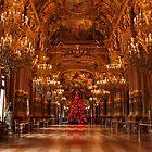 Christmas in the Opera House by Elena Skvortsova