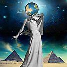 Goddess Giza by Susan Ringler
