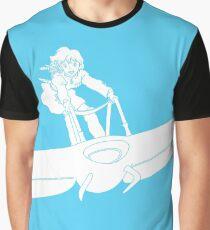 Nausicaä Graphic T-Shirt