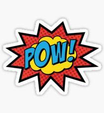 POW!!  Sticker