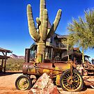Goldfield Ghost Town, Tonto National Forest, Arizona by fauselr