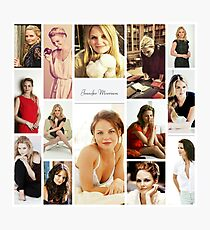 Jennifer Morrison Photographic Print