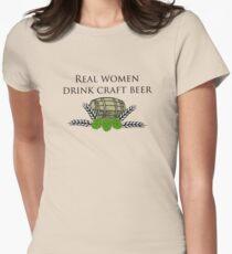Real women drink craft beer                      T-Shirt